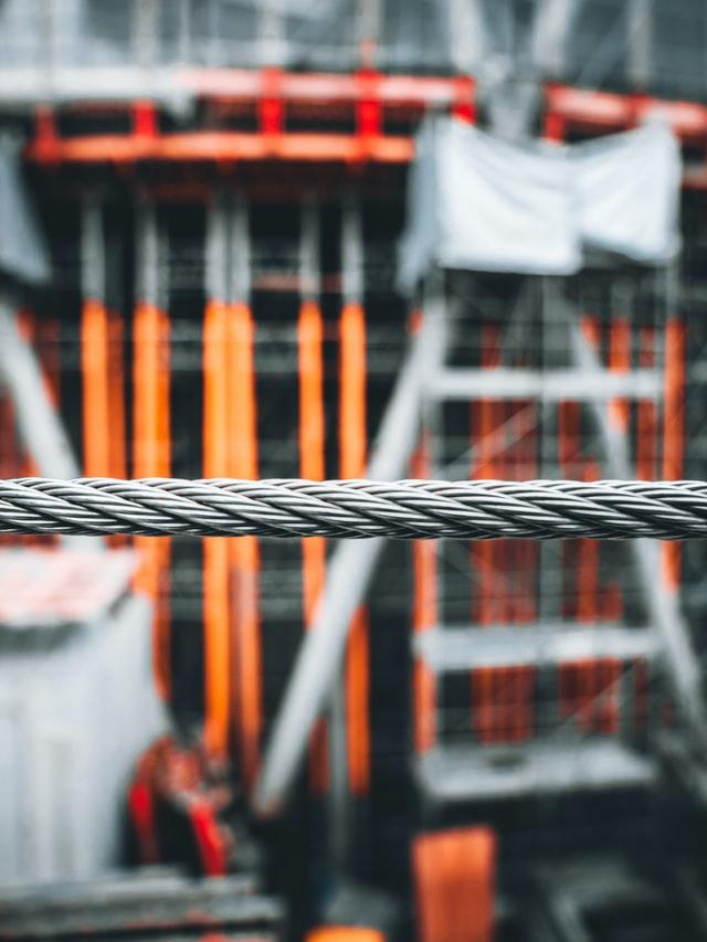 Zastosowanie szalunku na placu budowy