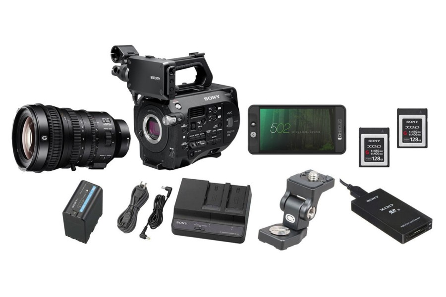 Jak nagrać film nie mając własnego sprzętu?